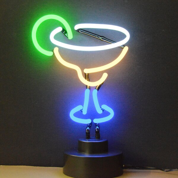 Business Signs Margarita Neon Sign by Neonetics