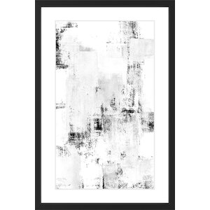 'Heavenly Projection' Framed Painting Print by Marmont Hill