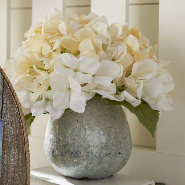 Faux White Hydrangea by Birch Lane™