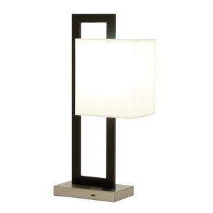 Modern contemporary usb lamp allmodern southville 24 table lamp mozeypictures Choice Image
