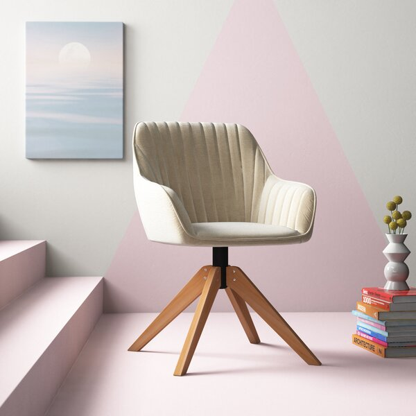 Preston Swivel Armchair by Hashtag Home