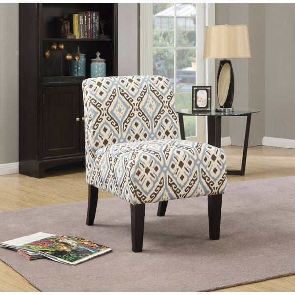Burris Slipper Chair by Bungalow Rose
