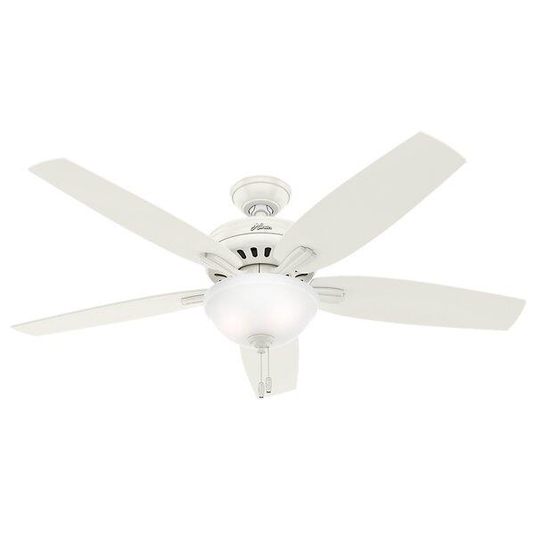 56 Newsome 5-Blade Ceiling Fan by Hunter Fan