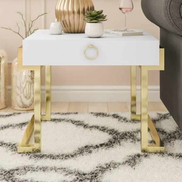Julia End Table by Willa Arlo Interiors