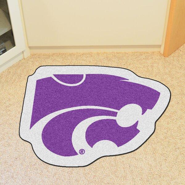 NCAA Kansas State University Mascot Mat by FANMATS