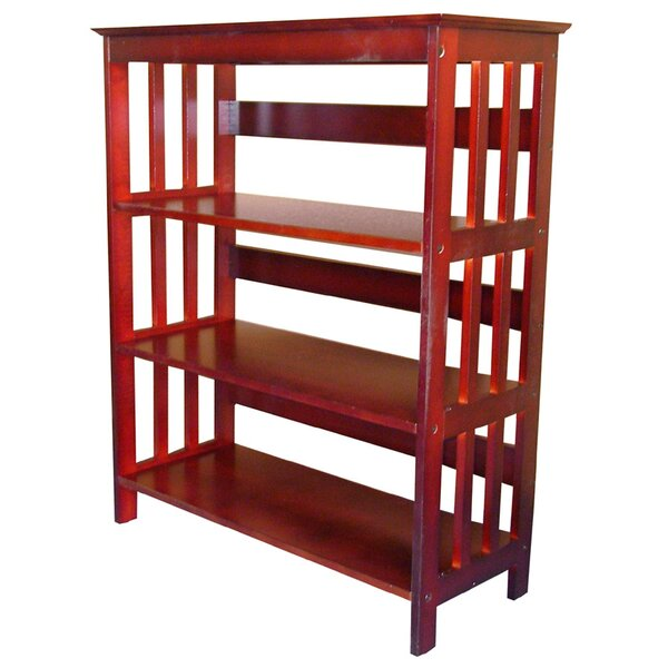 Julius Standard Bookcase by Charlton Home