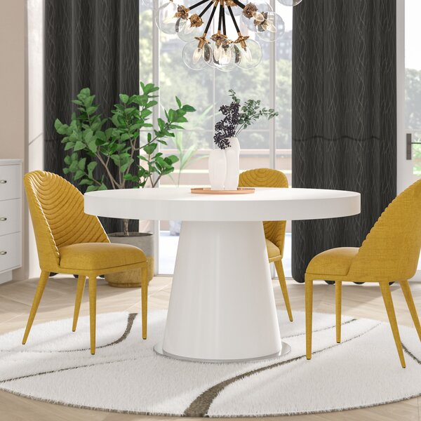 Boa Dining Table by Orren Ellis