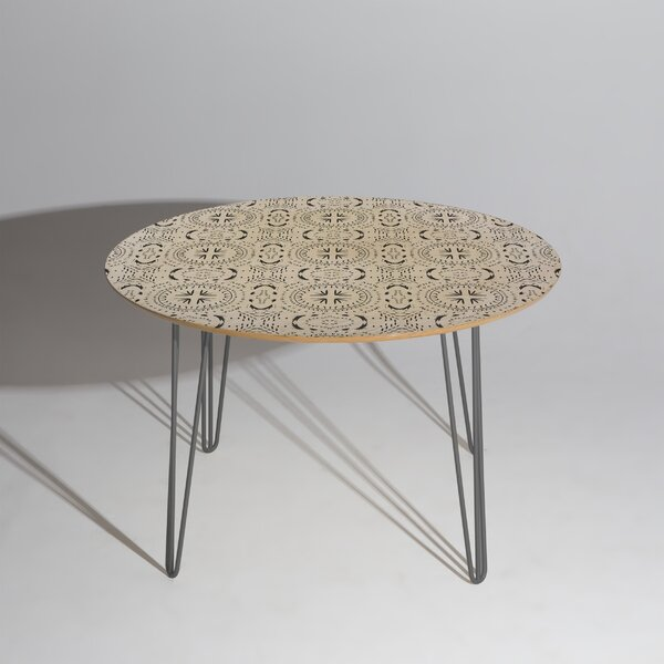 Holli Zollinger Mandala Tile Dining Table By East Urban Home