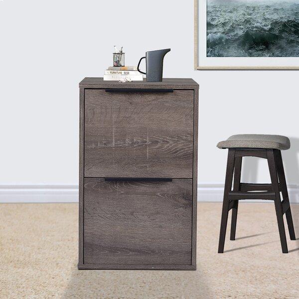 Janney 2-Drawer Vertical Filing Cabinet