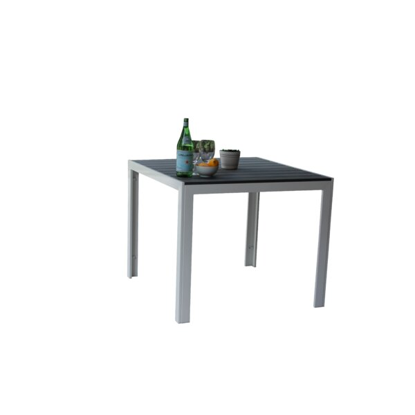 Narberth Square Dining Table by Latitude Run