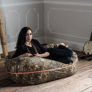 Realtree Bean Bag Sofa by Jaxx