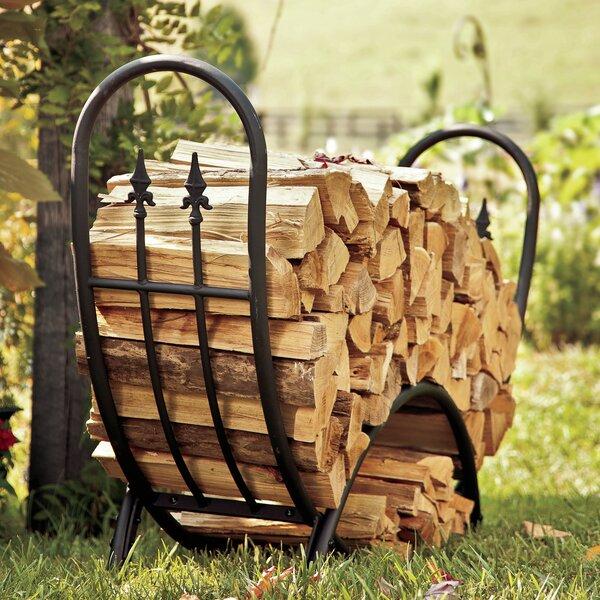 Log Rack by Plow & Hearth