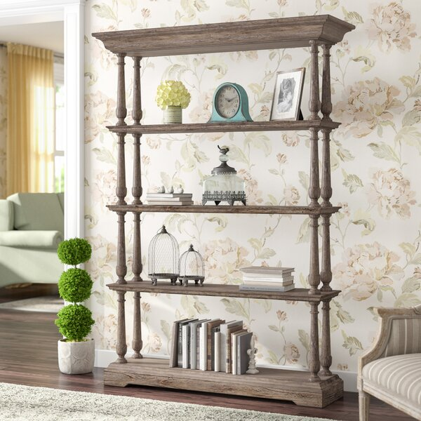 Galets Etagere Bookcase by Lark Manor