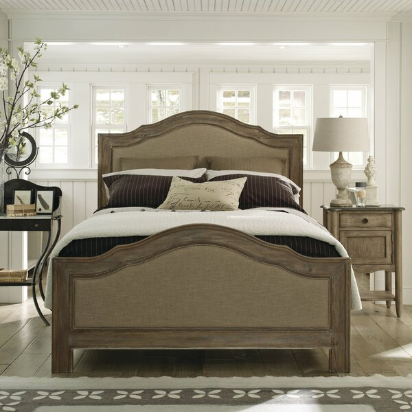 Morrisville Upholstered Standard Bed by August Grove