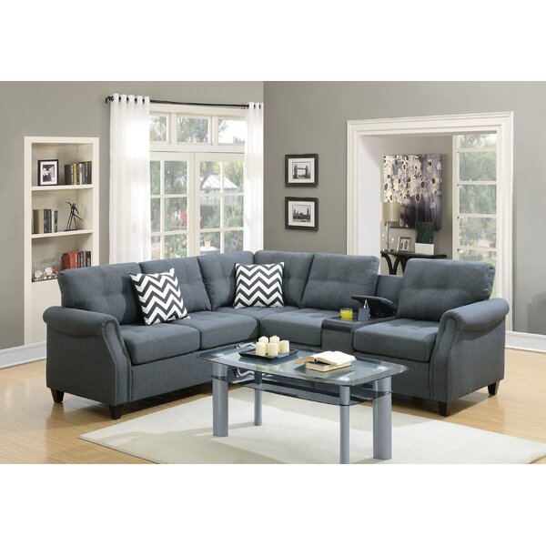 Newberg Sectional by Winston Porter