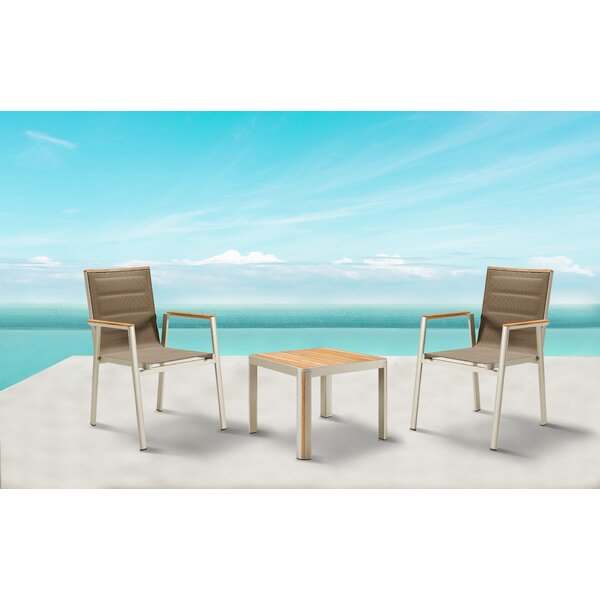 Hewit 5 Piece Dining Set by Orren Ellis