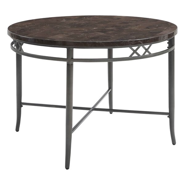 Ceasar Dining Table by Fleur De Lis Living