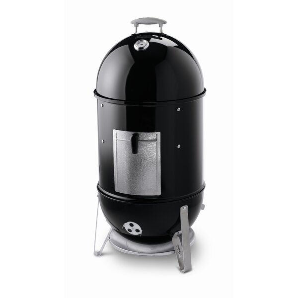 Smokey Mountain Cooker Smoker 18 by Weber