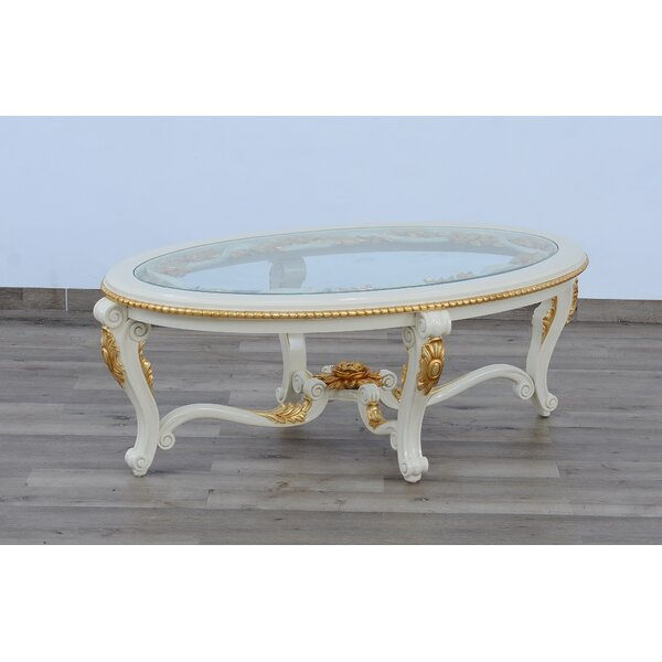 Busch Oval Coffee Table By Astoria Grand
