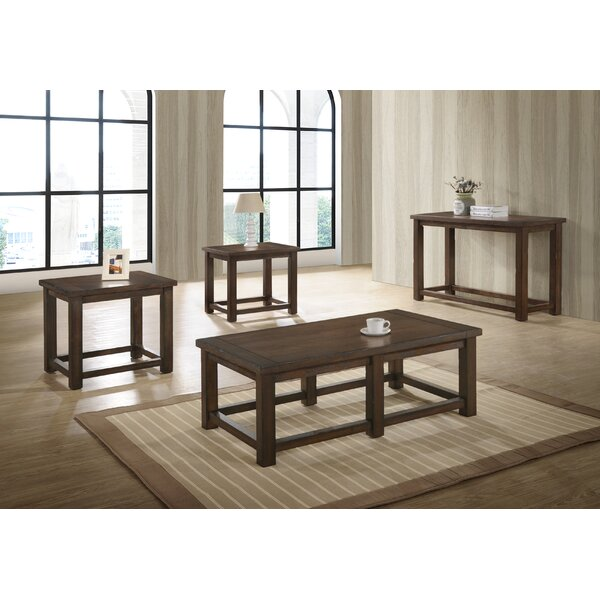 Meeks 3 Piece Coffee Table Set by Canora Grey