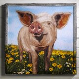 Pictures Of Pigs Wayfair