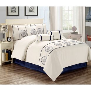 DeBary 7 Piece Comforter Set