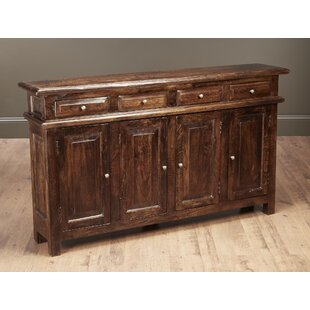 Washington 4 Door and 4 Drawer Console Accent Cabinet  by Bloomsbury Market