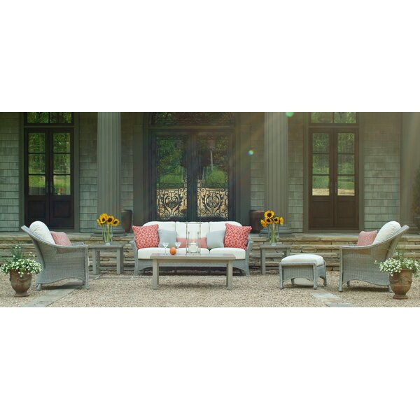 Regent 2 Piece Deep Seating Group with Cushions by Summer Classics