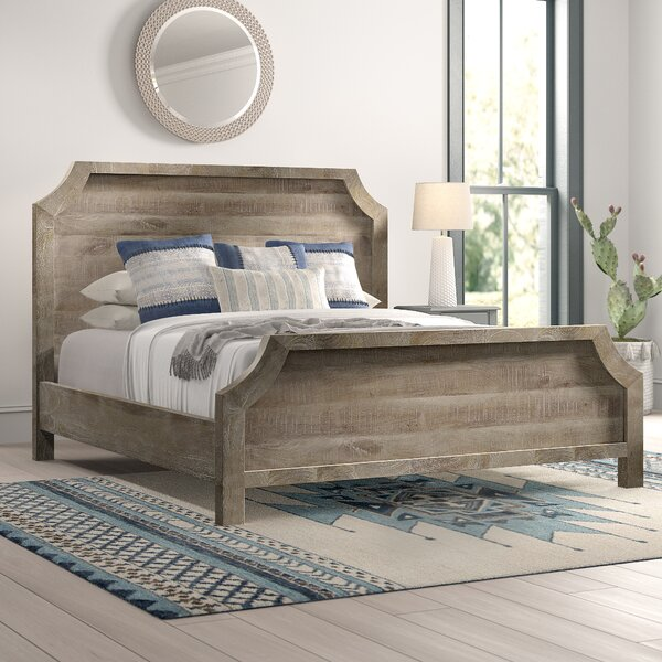 Carin Standard Bed by Mistana