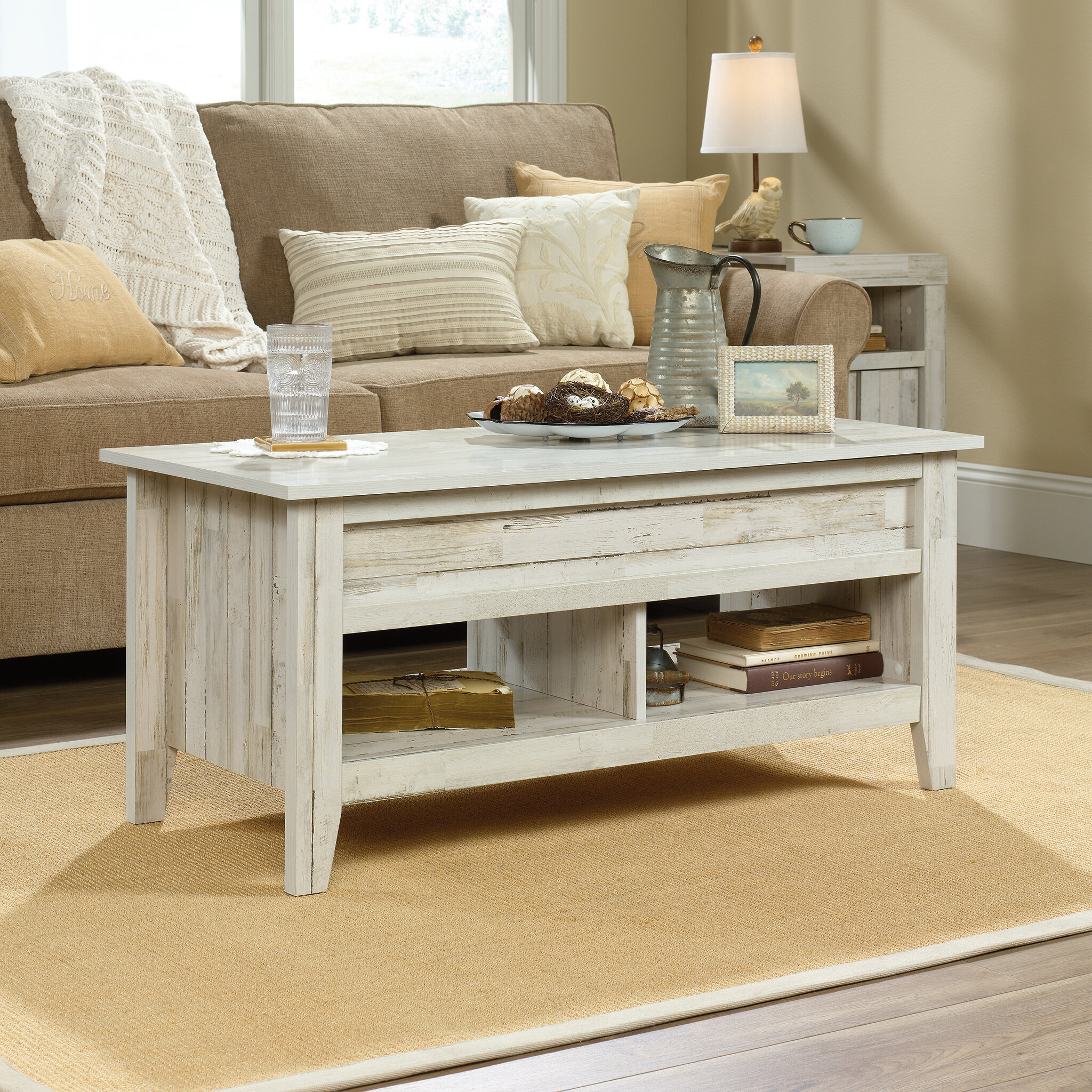 - Terrence Lift Top Coffee Table With Storage & Reviews Birch Lane