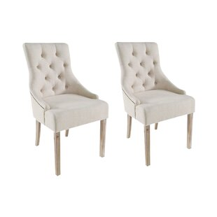 Poestenkill Upholstered Dining Chair Set Of 2