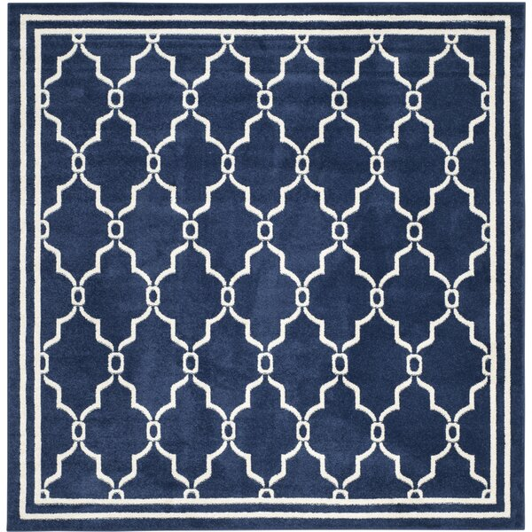Check Price ﹙ Thomas Grey Rug By Harriet Bee ﹚ Square Rugs