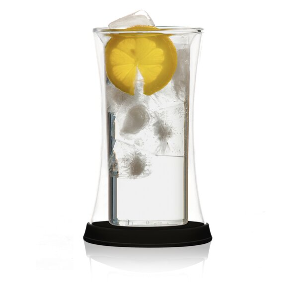 Javaale 14 oz. Double Wall Glass (Set of 2) by Highwave Inc.