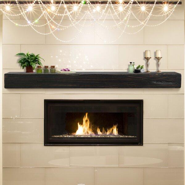The Shenandoah Fireplace Shelf Mantel By Pearl Mantels