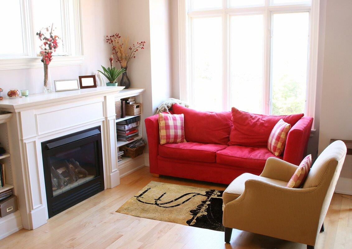 Black And Tan Area Rugs manual woodworkers & weavers chandelier 2 black/tan area rug | wayfair
