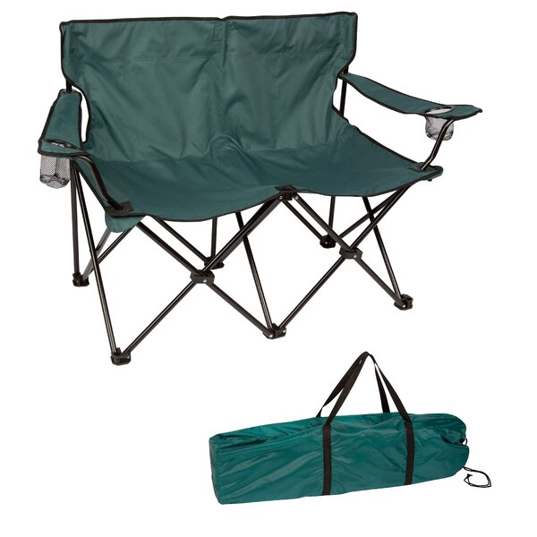 Breland Loveseat Folding Camping Chair by Freeport Park Freeport Park