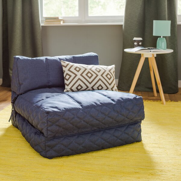 Riley Ave Marcia Futon Chair Amp Reviews Wayfair Co Uk
