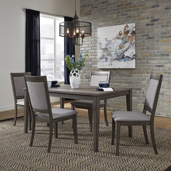 Ladwig 5 Piece Dining Set by Union Rustic Union Rustic