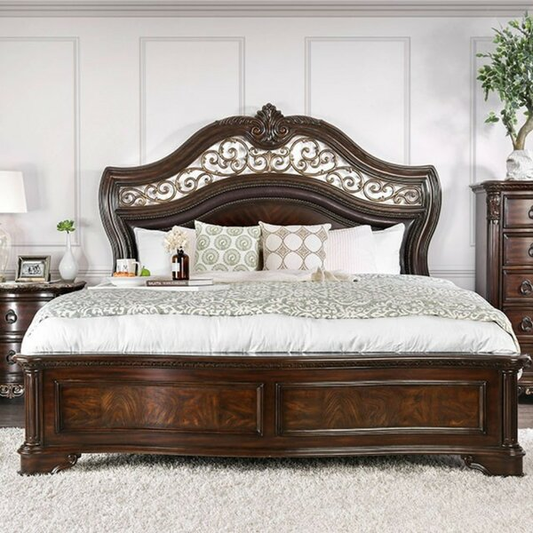 Thatcher California King Platform Bed by Astoria Grand