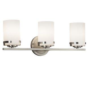 Comparison Luzerne 3-Light Vanity Light By Brayden Studio