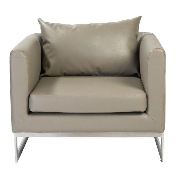 Lolotoe Swivel Club Chair by Orren Ellis