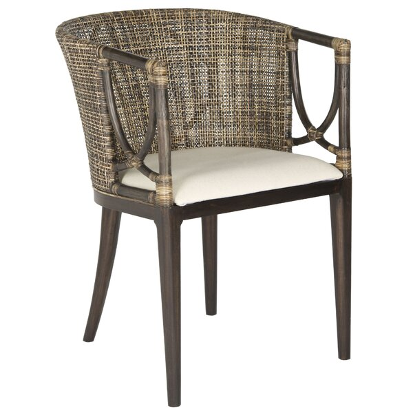 Bungalo Barrel Chair by Bay Isle Home Bay Isle Home