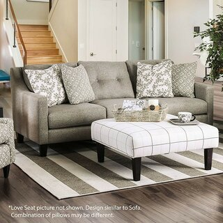 Wenger Loveseat by Darby Home Co SKU:DC209990 Reviews