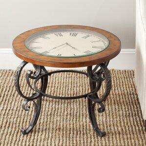 Linda End Table by Safavieh