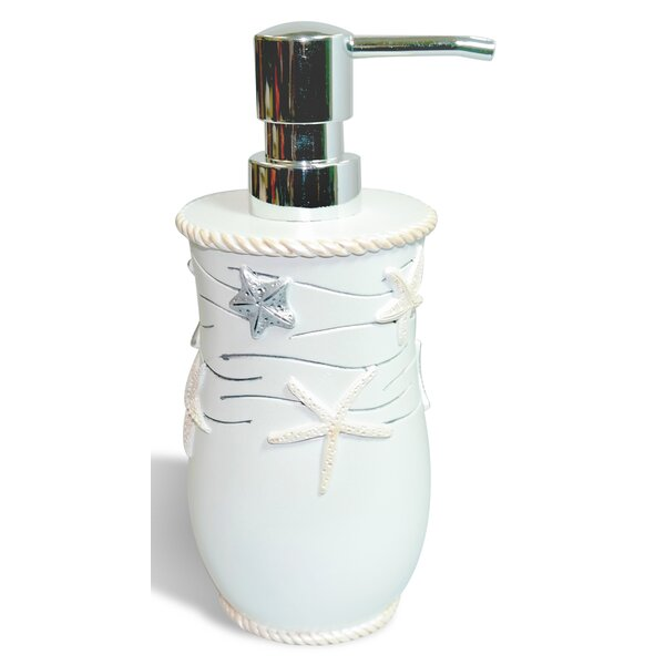 Belmar Lotion Dispenser by Sweet Home Collection