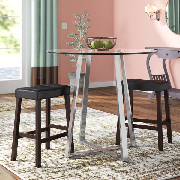 Dudley Counter Height Dining Table by Wade Logan