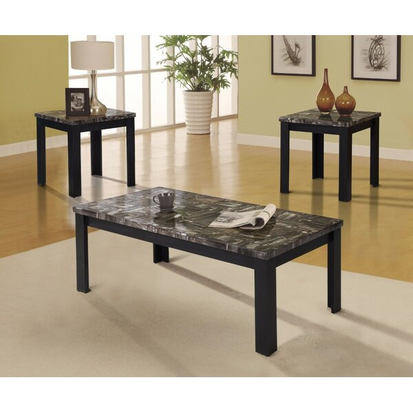 Gajare Coffee And End Table Set By Ebern Designs