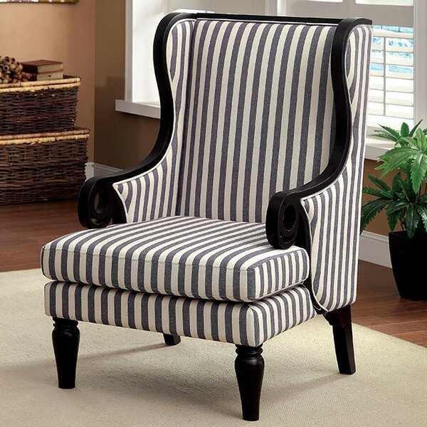 Rona Wingback Chair by Darby Home Co