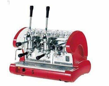 Bar Series Commercial 2 Group Semi-Automatic Espresso Machine by La Pavoni