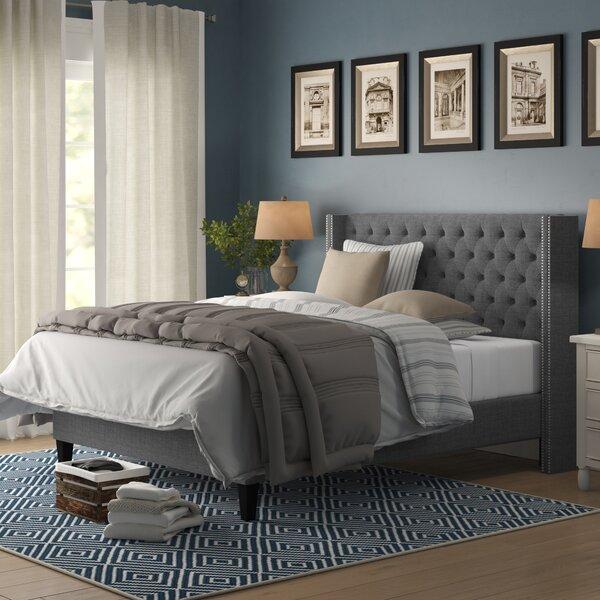 Kathrine Upholstered Platform Bed by Birch Lane™ Heritage